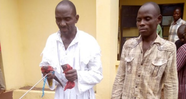 "Prophet Arrested For Allegedly Killing Four Year Old Girl For ""Yahoo"" Ritual"