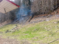2014-04 Waldbrand Hittisau