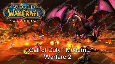 Game Ringan PC Moba Terbaik World of Warcraft Classic