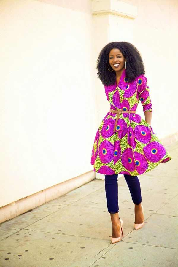 African Dresses And Prints 2018
