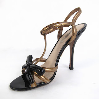 Prada Stiletto Sandals