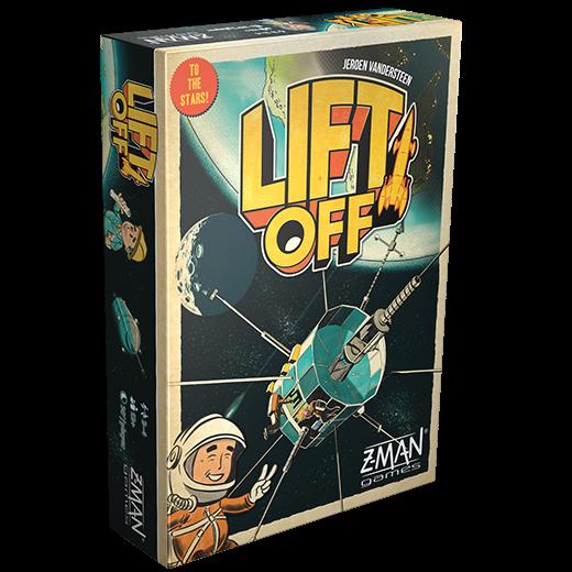 Lift Off: Trka prema zvijezdama