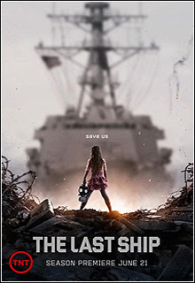 The Last Ship 2ª Temporada WEB-DL 1080p Dual Áudio