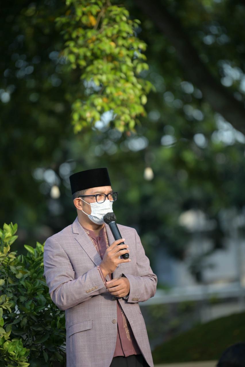 Ridwan Kamil Instruksikan Penutupan Akses Menuju Objek Wisata Pangandaran dan Ciwidey