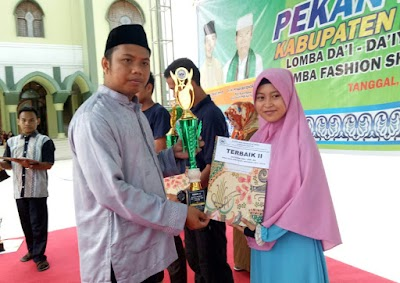 Lewat Lomba, PHBI Kapuas Sumbang Kontribusi Positif Bagi Generasi Muda