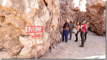 Caverna de Sal -m Atacama