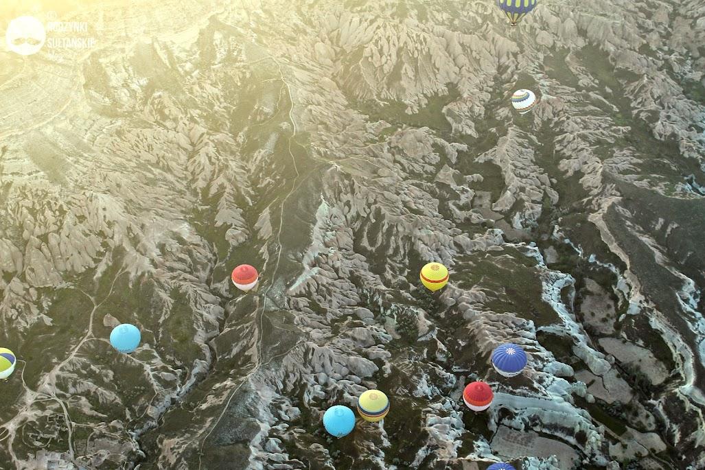Lot balonem w Turcji - Kapadocji. Ceny, opinie, polecane firmy.