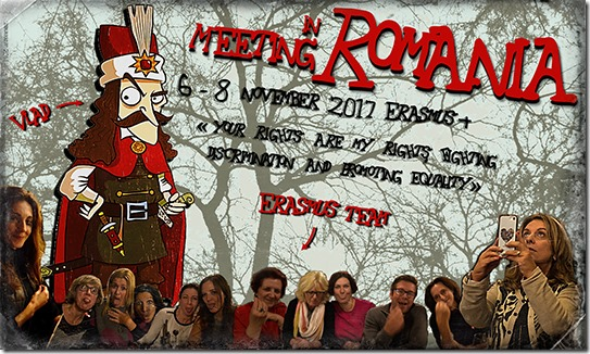 Meeting Erasmus Romania