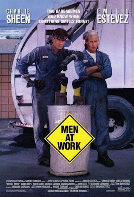 Men at Work (1990) BluRay 720p HD Watch Online, Download Full Movie For Free