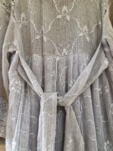 The Cloth Shed Lace Panel Dress