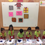 Square Day Celebration by Playgroup Afternoon Section at Witty World, Chikoowadi(2018-19)