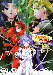ANGELic IMPACT NUMBER 04 – Mokushiroku Hen ~Lost Children~