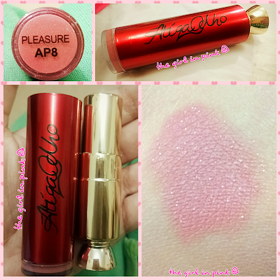 #Review - #Atiqa #Odho #lipstick - #Pleasure AP8 [#Funtastic #Bundle #Winter #Sale]