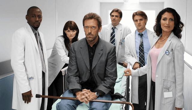 Todos os episódios de Dr. House online grátis dublado e legendado