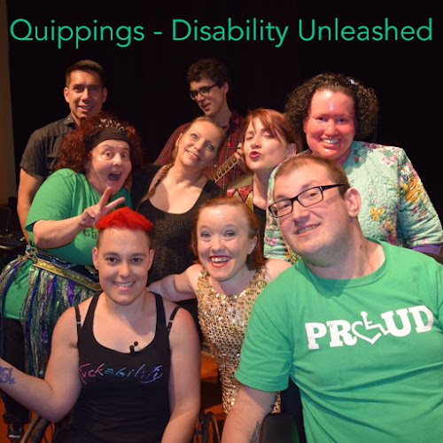 Quippings - Disability Unleashed at Melbourne Fringe