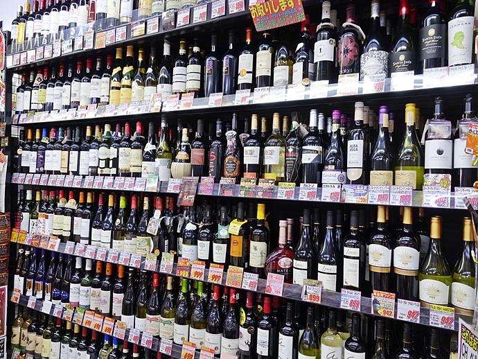63 上野酒、業務超市 業務商店 スーパー  東京自由行 東京購物 日本自由行