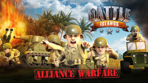 Battle Islands  άμαξα προς μίσθωση screenshots 1