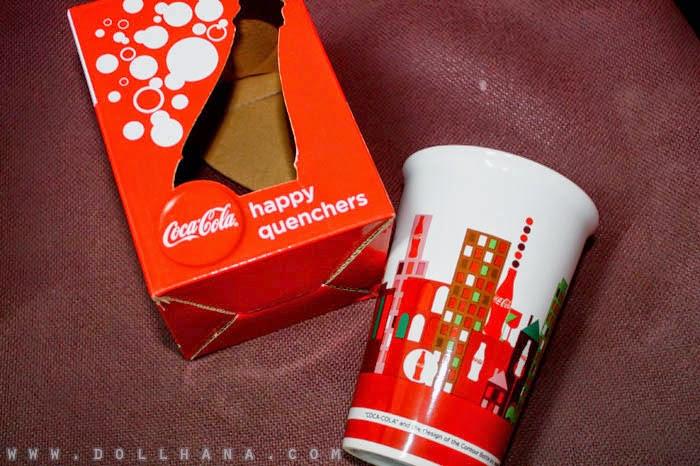 postcoke The New Coca Cola Collectible Glasses: Collect Them All!