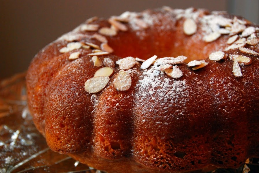 Amaretto Bundt Cake Recipes Scratch