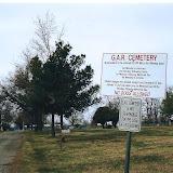 G. A. R. Cemetery - Miami