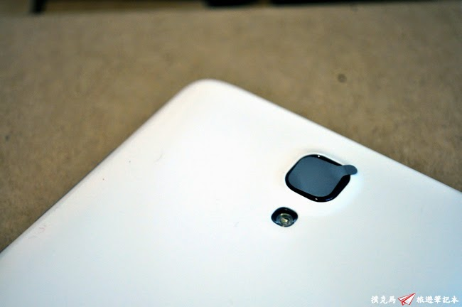 紅米Note增強版主相機