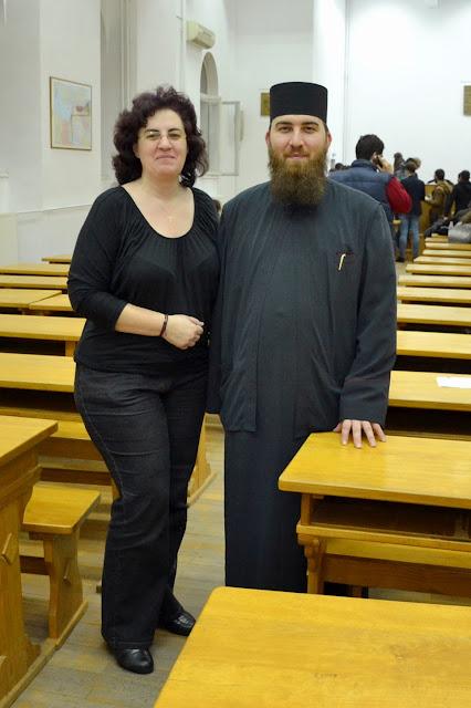 Pr. Constantin Necula despre tineri, FTOUB 265