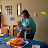 Marshalls First Birthday Party - 100_1412.JPG