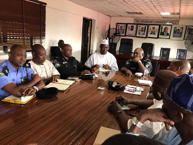 Ikorodu BADOO News: Police Arrest 15 Suspects (Photos)