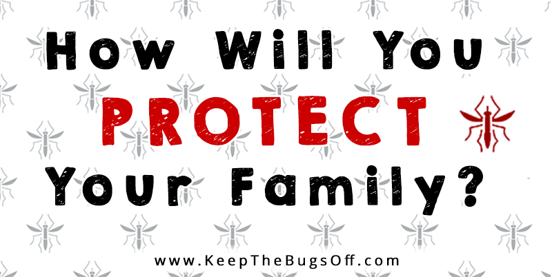 Avon Bug Guard Will Protect Your Family!