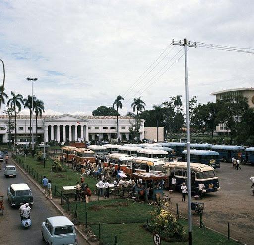 Mengenang Bus Robur Dan Indahnya Terminal Taman Fatahilah Tempo Dulu
