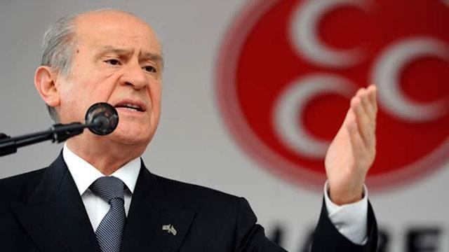 """Μπαχτσελί: """"Η Ελλάδα είναι η μόνη χώρα που απειλεί την ασφάλεια της Μεσογείου"""""""