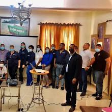 Personal Administrativo de la Alcaldía de Barahona es Capacitado por INAP