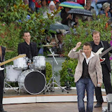 ZDF Fernsehgarten am 17.07.2011