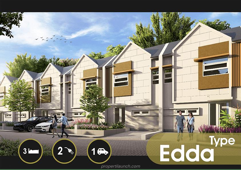 Rumah Edda Cendana 88