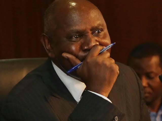 Auditor General Edward Ouko. PHOTO | NMG