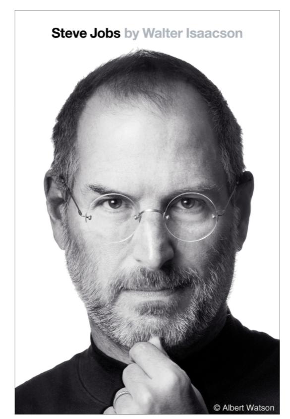 Buku Steve Jobs - Walter Isaacson
