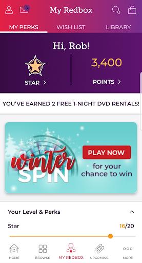 Redbox u2013 Rent, Watch, Play 8.3.1 screenshots 3