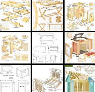 Woodworking blueprints for beginners app report on mobile action screenshot for woodworking blueprints for beginners in united states play store malvernweather Images