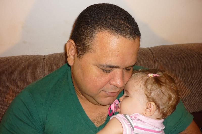 1º Dia dos Pais com meu Papaizão!!