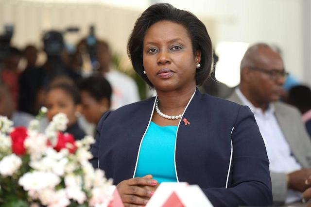 Ultimo Minuto. Primera dama de Haití, Martine Moïse, no ha fallecido