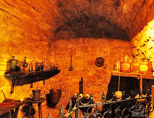 laborator muzeul farmaciei cluj