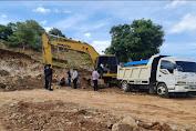 Polda Aceh Bongkar Praktik Tambang Ilegal Galian C, 2 Unit Alat Berat Diamankan