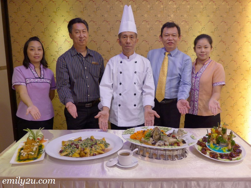 Brand New à la carte Menu With Chef's Signature Dishes at Hillcity Chinese Restaurant, Ipoh