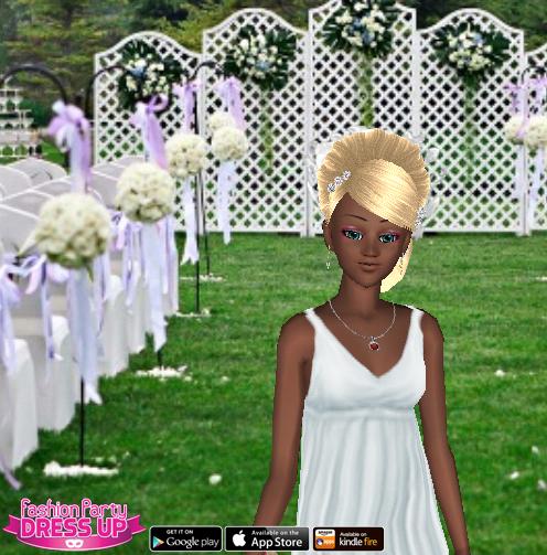 Fashion Party Dress Up Level 22 - Wedding - Nalia - Snapshot