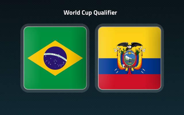 Brazil vs. Ecuador Live stream 2022 World Cup Qualifiers,  TV channel