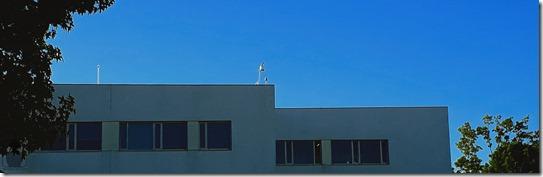 Estação meteorológia da Escola Secundária da Lixa