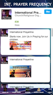 Prayer Frequency- screenshot thumbnail