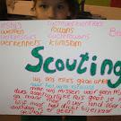 Insignewerk; insigne Scouting
