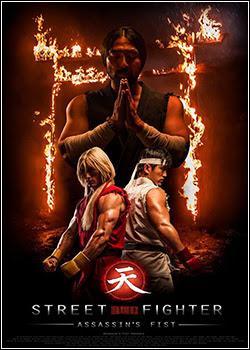 Street Fighter: Punho Assassino - Dublado