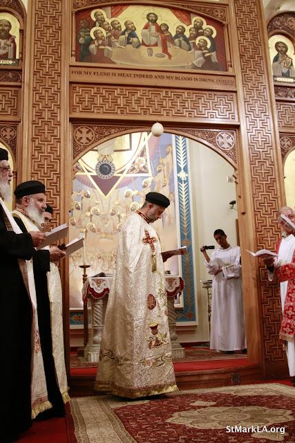 Rites of receiving Fr. Cyril Gorgy - _MG_1016.JPG